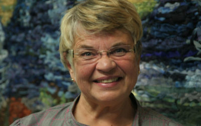 The passing of our Chairwoman